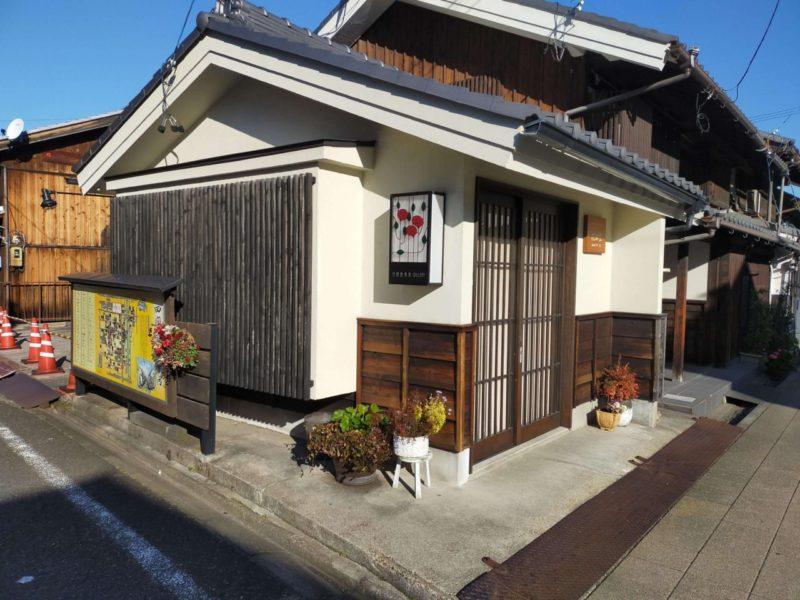 四間道散策ギャラリー花御堂 HANAMIDO