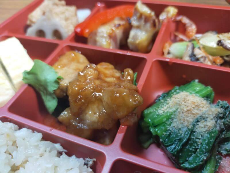 SAKE BAR 圓谷のお弁当