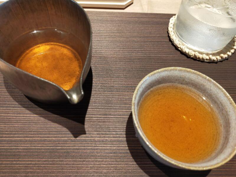 那古野茶房 花千花 和紅茶