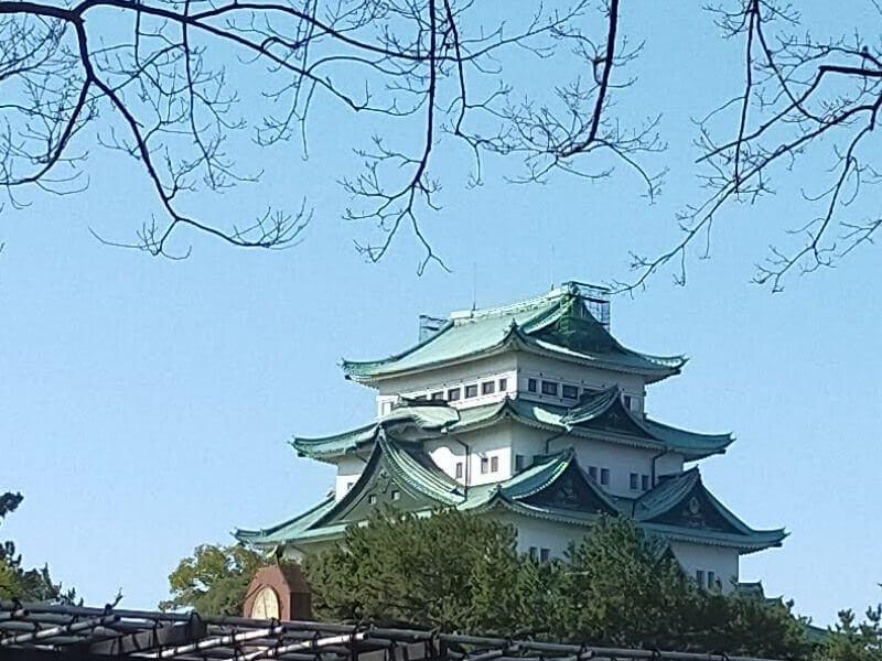 名古屋城 鯱なし