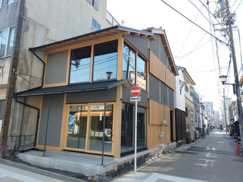 円頓寺の新店舗