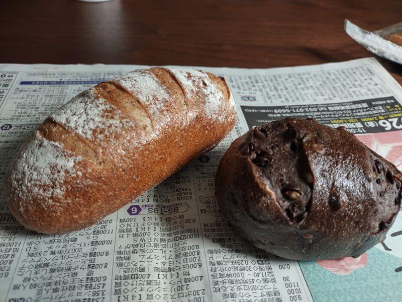 芒種のパン