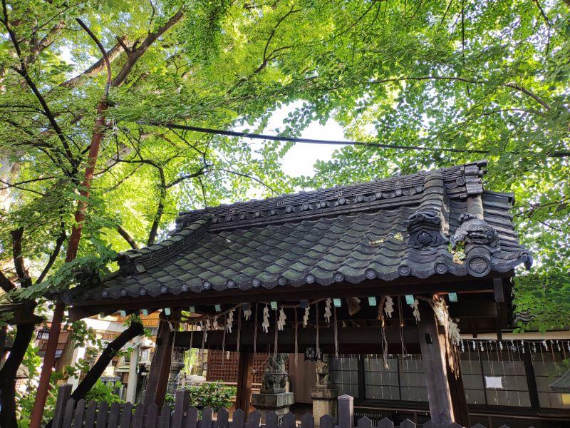 那古野の浅間神社